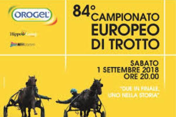 84° Campionato Europeo di Trotto